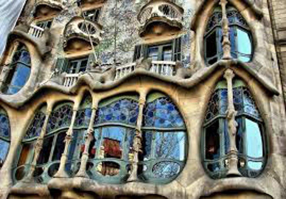 La mejor arquitectura del siglo xx desde gaud a zaha for Minimal art que es