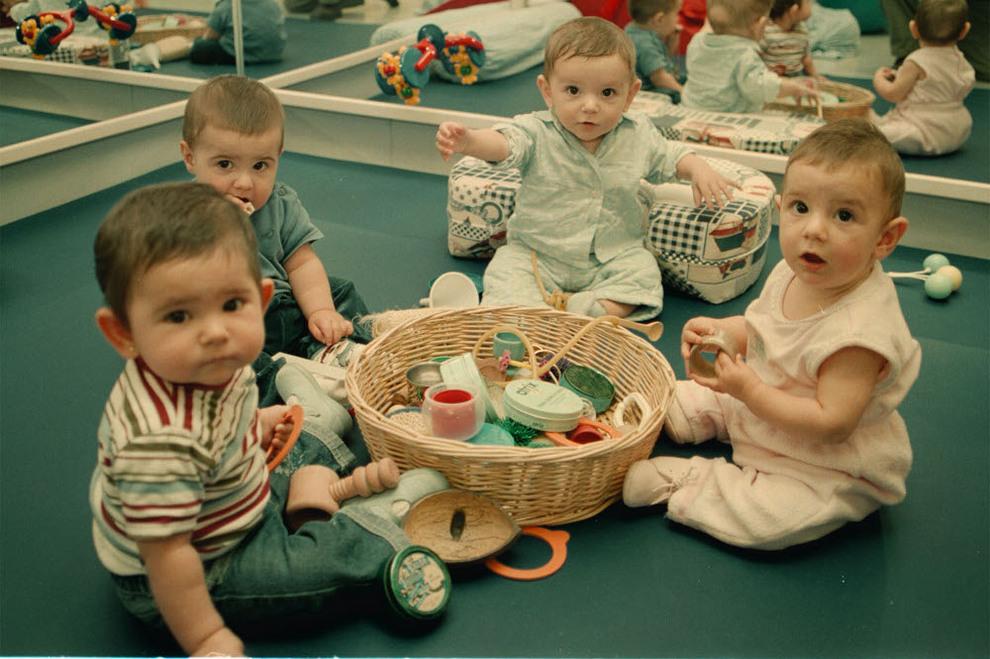 La escuela infantil donibane se pasa al castellano con ingl s noticias de pamplona en diario - Cursos de cocina en pamplona ...