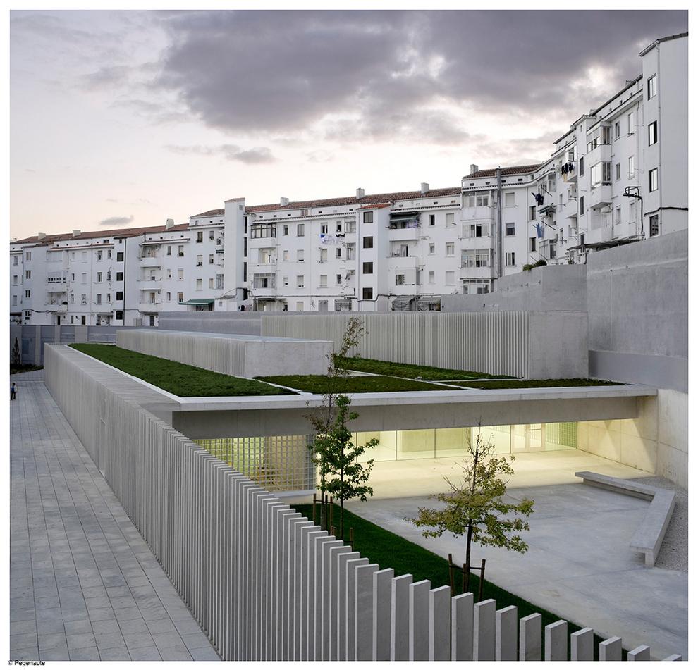 La escuela infantil de milagrosa premio arquitectura espa ola noticias de pamplona en diario - Arquitectos en pamplona ...