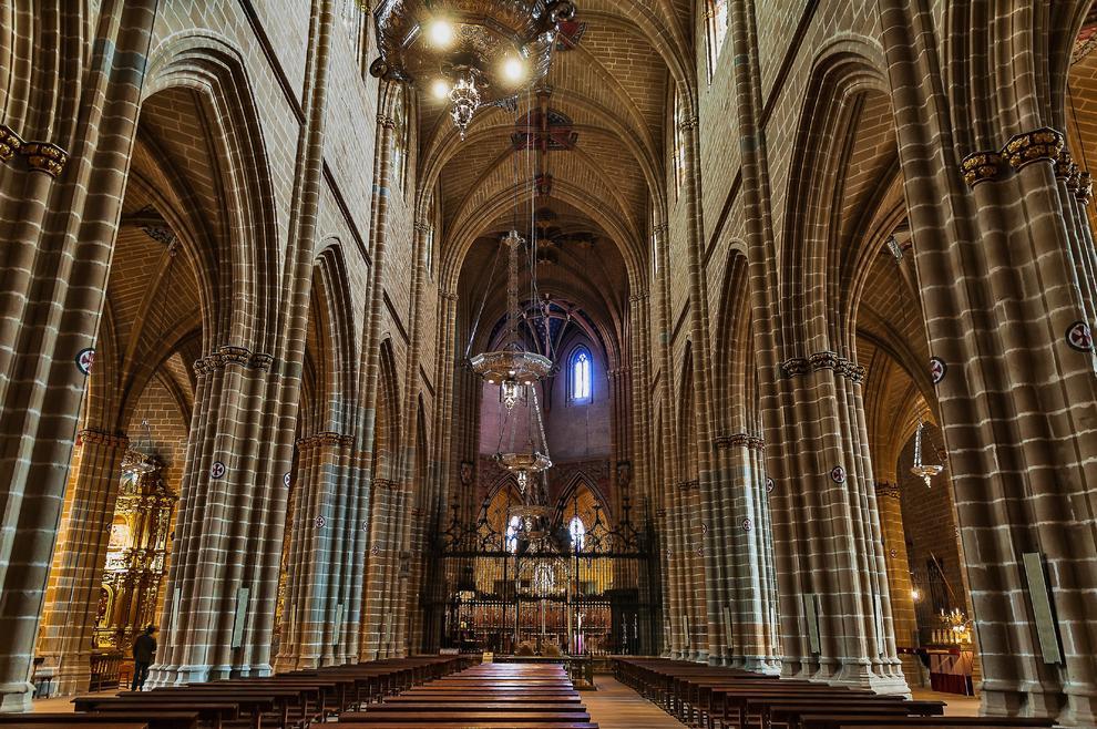 Resultado de imagen de Catedral de Pamplona