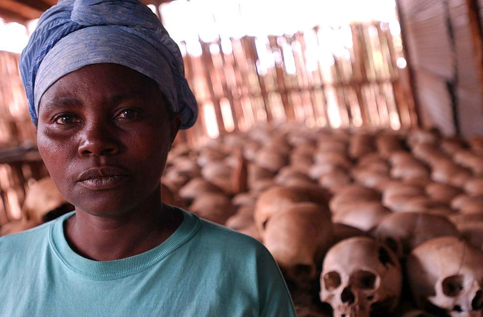 Ruanda inicia el recuerdo a las víctimas del genocidio de 1994 ...