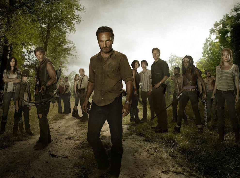 Neox estrena la cuarta temporada de \'The Walking Dead\' | Noticias de ...