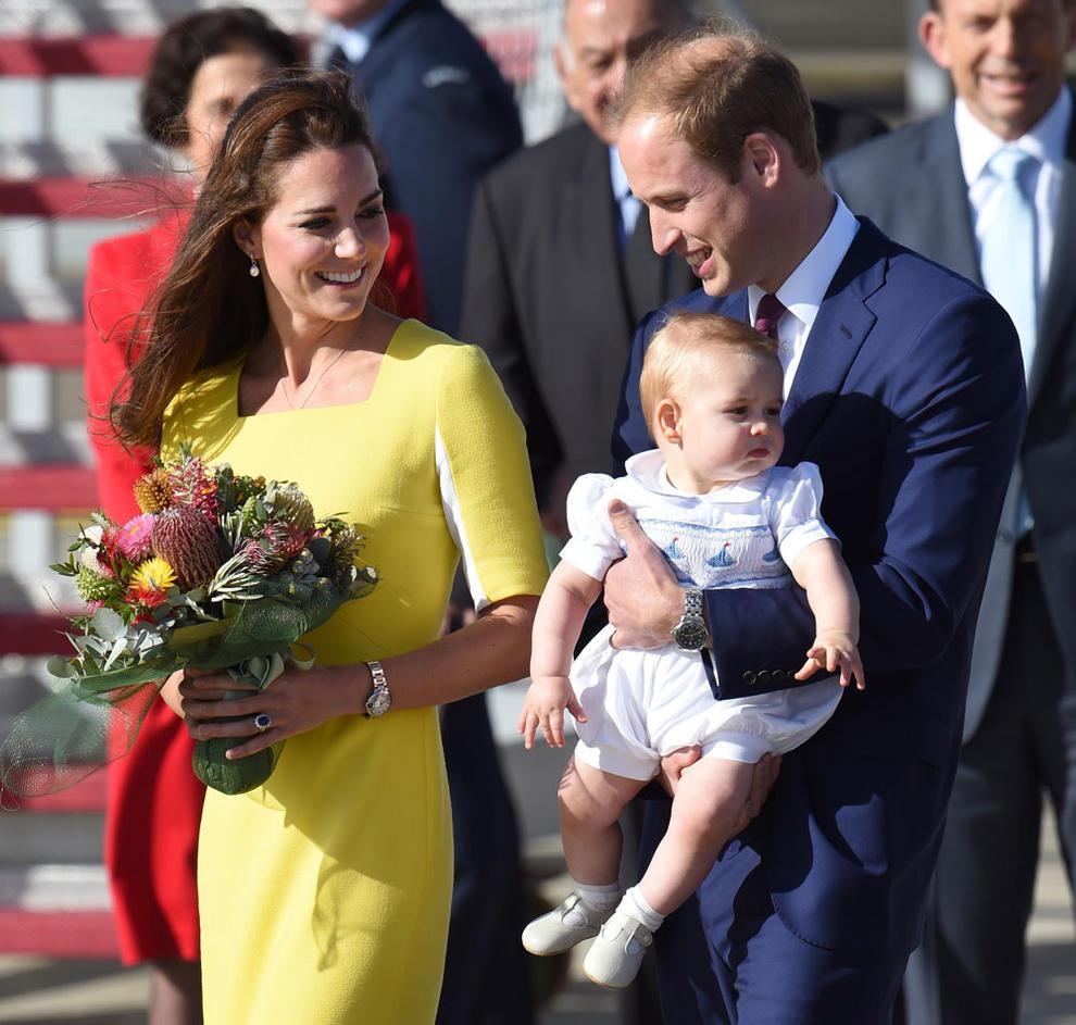 a553544f2a El Príncipe Guillermo y Catalina tendrán su segundo hijo en abril ...