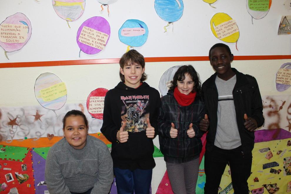 Iniciativa del colegio García Galdeano (1/12) - Iniciativa del colegio García Galdeano - Pamplona -