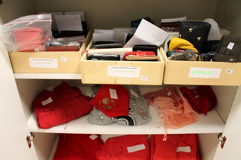 San ferm n la oficina de objetos perdidos ha acumulado objetos en san ferm n un 10 m s - Oficina de objetos perdidos ...