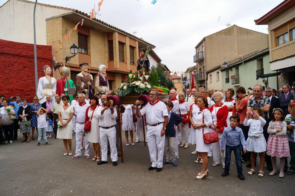 Cabanillas Celebra Sus Fiestas De Otoño En Honor A Su Patrón San
