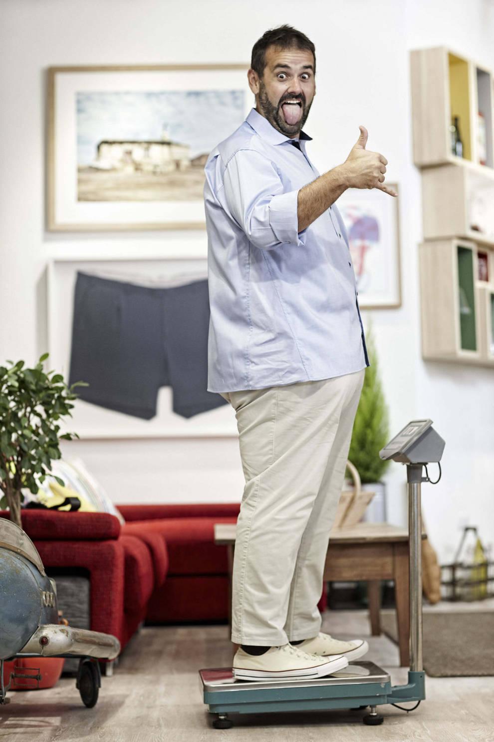 David de jorge comparte sus recetas contra la obesidad for La cocina de david de jorge