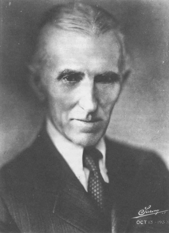 Nikola Tesla, el padre de la actual civilización