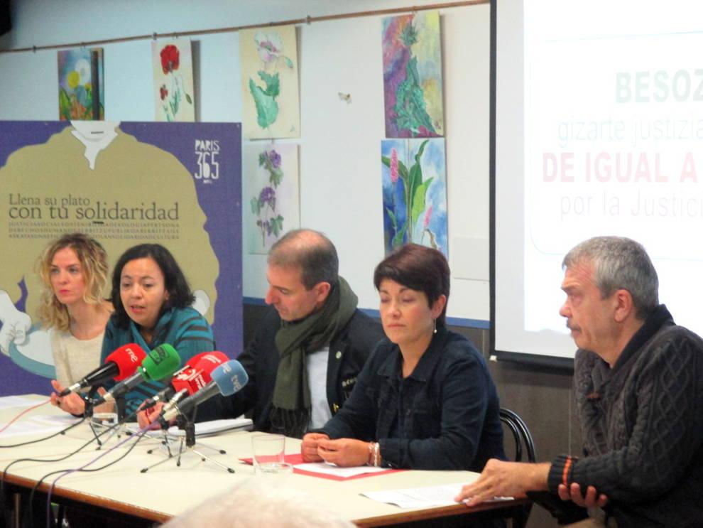 Inaugurado el nuevo local del comedor solidario par s 365 - Comedor solidario paris 365 ...