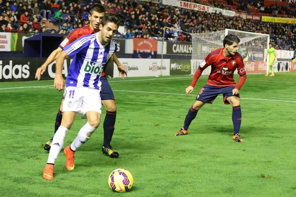 Sabadell, Osasuna y Ponfe intentarán fichar al mismo lateral de Primera División