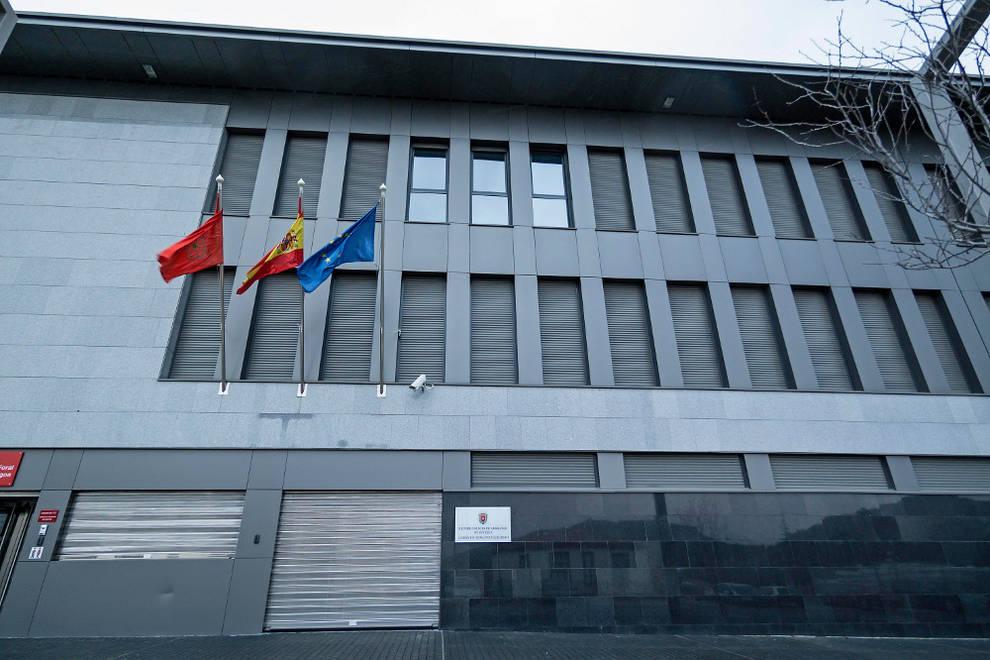 La nueva oficina de empleo de estella se estrena el 9 de enero noticias de tierra estella en - Oficina de empleo navarra ...