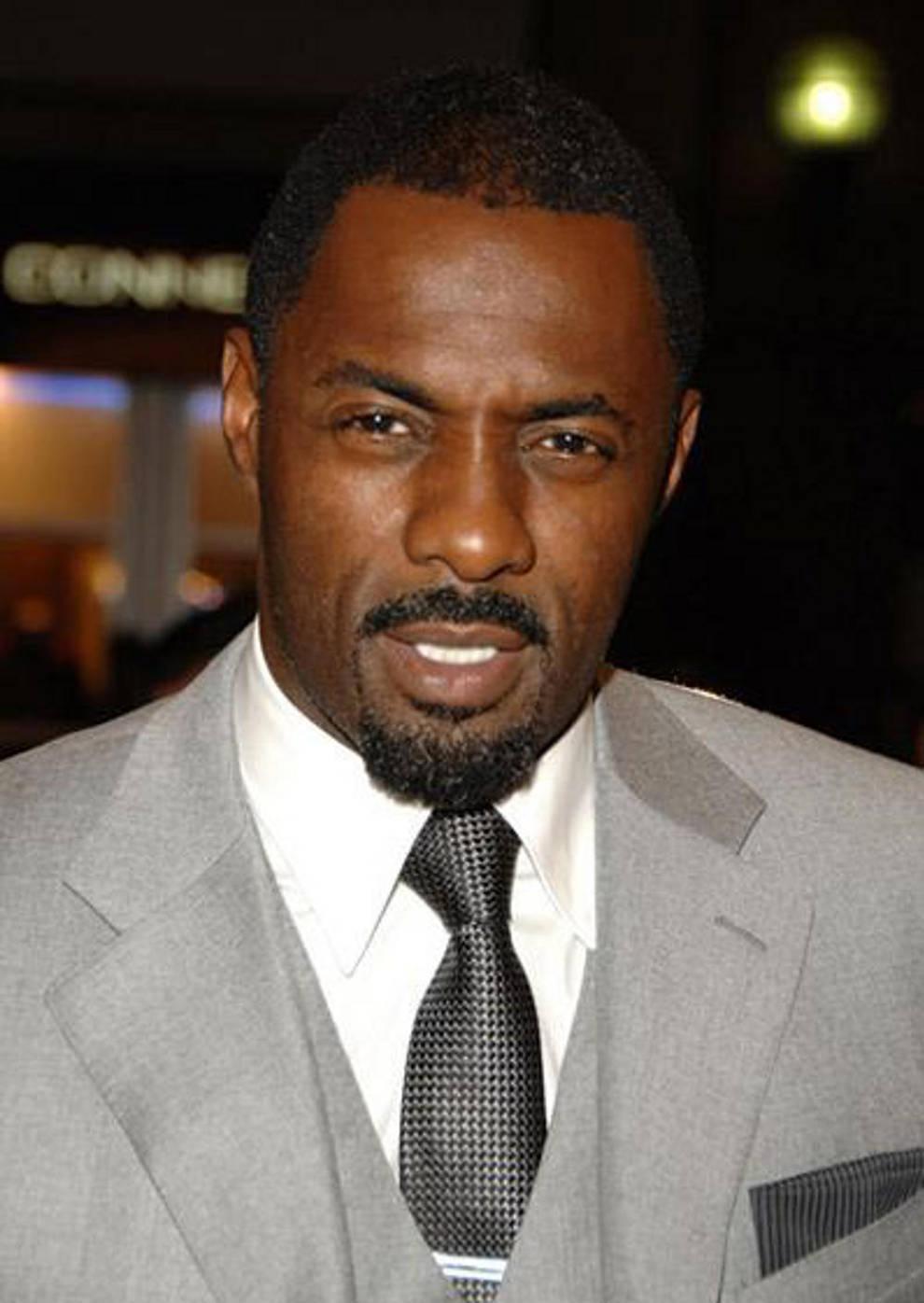 Idris Elba Talks Being Called Sexy on SAG Awards Red
