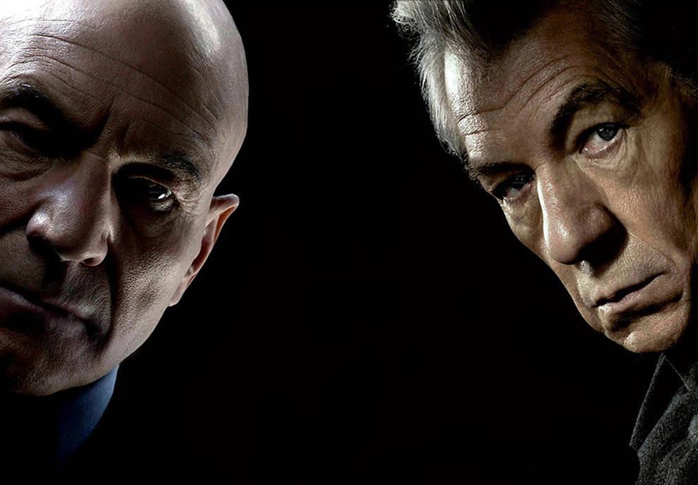 Ian McKellen y Patrick Stewart, fuera de la nueva X-Men