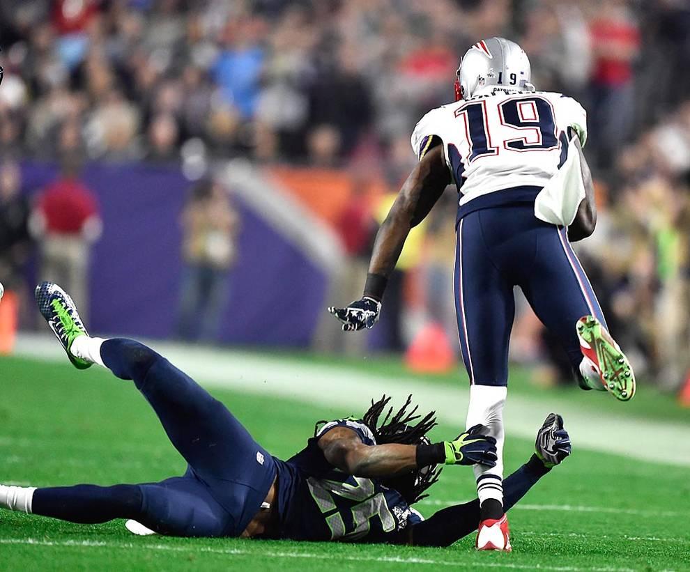 Super Bowl (1/42) - Los Patriots de Nueva Inglaterra derrotaron a los Sehawks de Seattle en el último minuto. - Más deporte -