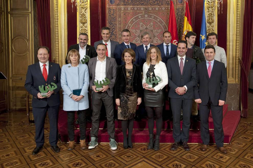 Galardones Deportivos 2014 (1/10) - Galardones Deportivos 2014 - Más deporte -
