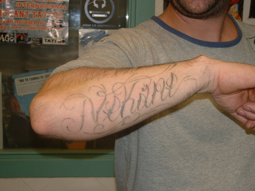 El Amor Impreso En Los Tatuajes Ya No Es Para Siempre Noticias De
