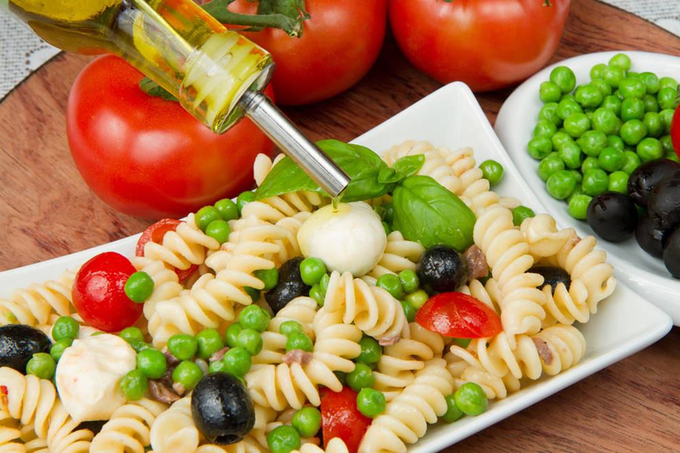menú de dieta de alimentos crudos para la diabetes