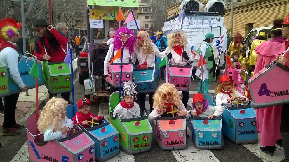 Tudela premia a los mejores disfraces del Carnaval Noticias de