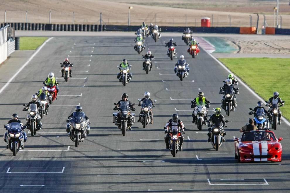 Circuito Los Arcos : El circuito de los arcos acogerá diez carreras entre marzo y