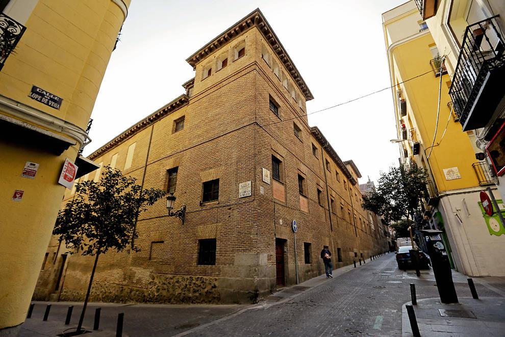 Calle cervantes esquina con la calle quevedo noticias de cultura en diario de navarra - Casa vega madrid ...