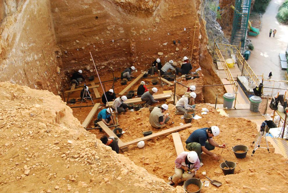 Resultado de imagen de El hombre de Atapuerca