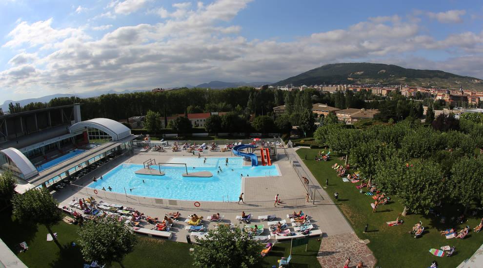 Horarios piscinas pamplona la temporada de ba o se for Piscinas amaya