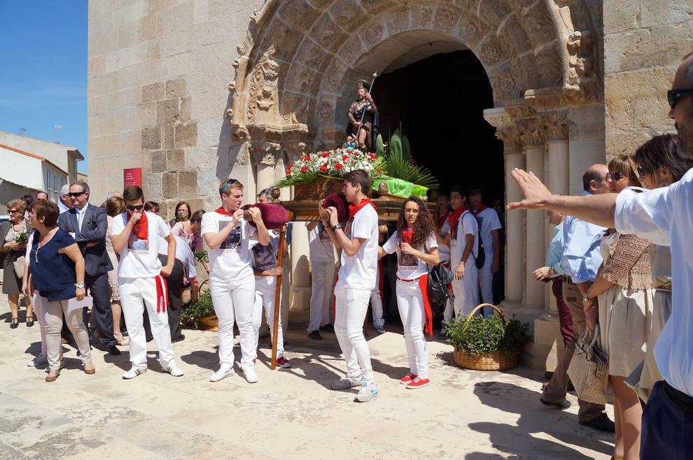 Cabanillas Celebra Sus Fiestas De Primavera En Honor A San Roque