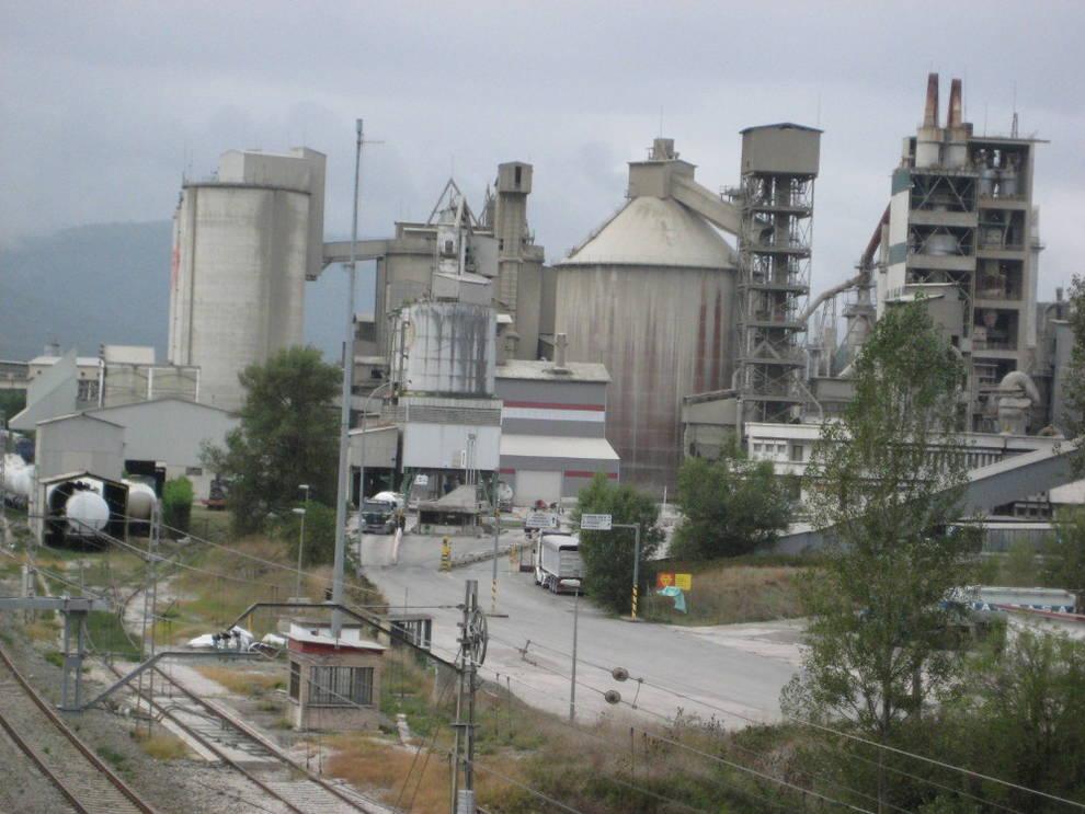 Cementos portland tsjn quema biomasa producci n cemento - Microcementos del norte ...