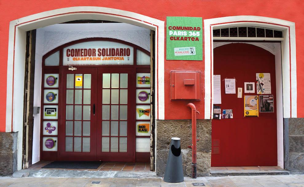 Comedor 365 el par s 365 atendi a personas en - Comedor solidario paris 365 ...
