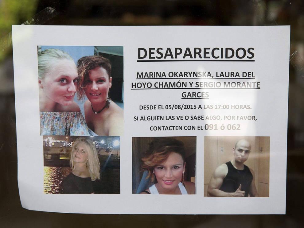 Violencia de género - Eva, Laura, Marina... otra crónica
