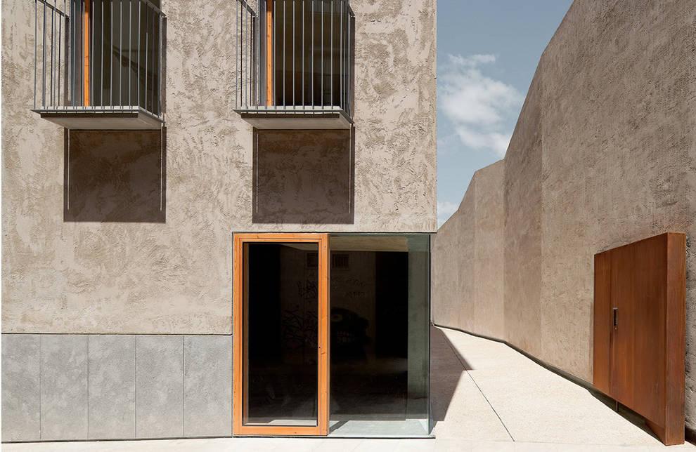 Pamplona un edificio de pamplona premio 39 ciudad urbanismo y ecolog a 39 noticias de pamplona - Pamplona centro historico ...