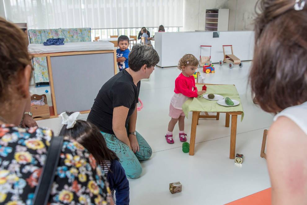 Pamplona colectivos sociales piden matr cula en euskera for Cursos de cocina en pamplona