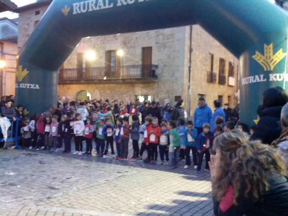 San Silvestre de Alsasua (1/6) - La carrera navideña celebró su edición número 37 en la localidad. - Fotos DNRunning -