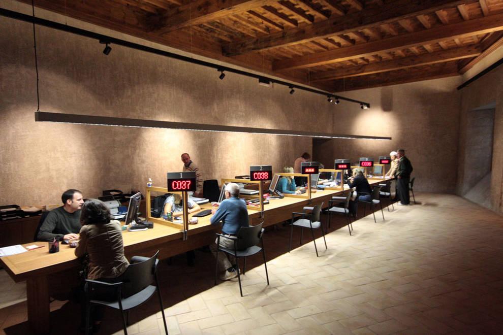 Pamplona el alta en el padr n o modificar los datos se for Oficina turismo pamplona