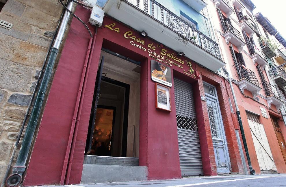 Pamplona casa sabicas pide reunirse con el ayuntamiento for Casa puntos pamplona