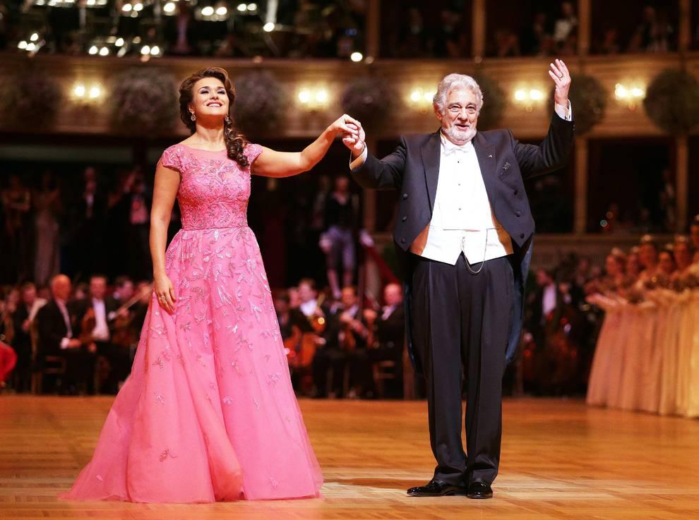 Música Plácido Domingo Inaugura El Baile De La ópera De Viena Noticias De Cultura En Diario De Navarra