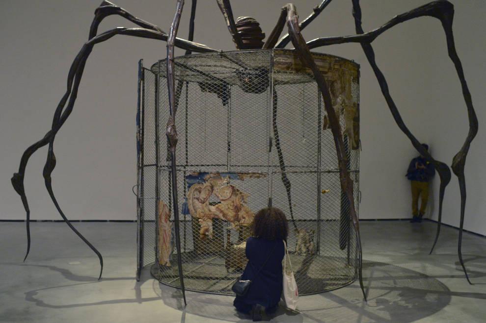 Guggenheim - Los fantasmas de Louise Bourgeois | Noticias de Cultura ...