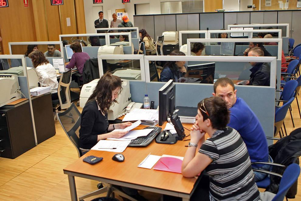 navarra tiene el mayor incremento relativo del empleo