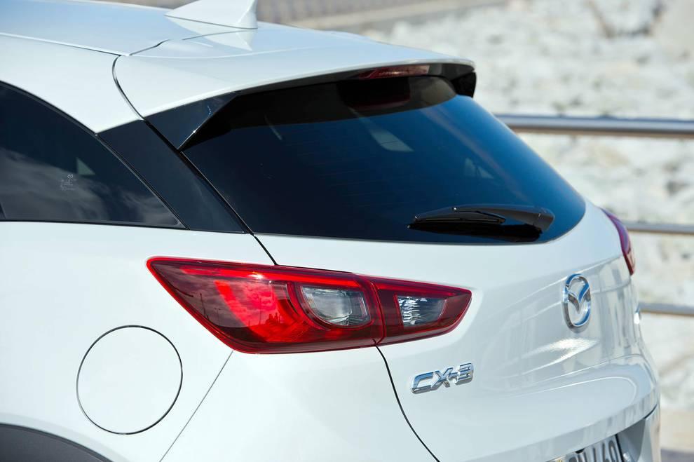 Mazda CX-3 (1/8) - Mazda CX-3 - Motor -