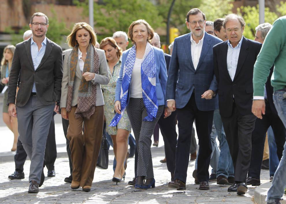 Elecciones La Encuestas Llevan Al Pp A Esperar Con Optimismo La