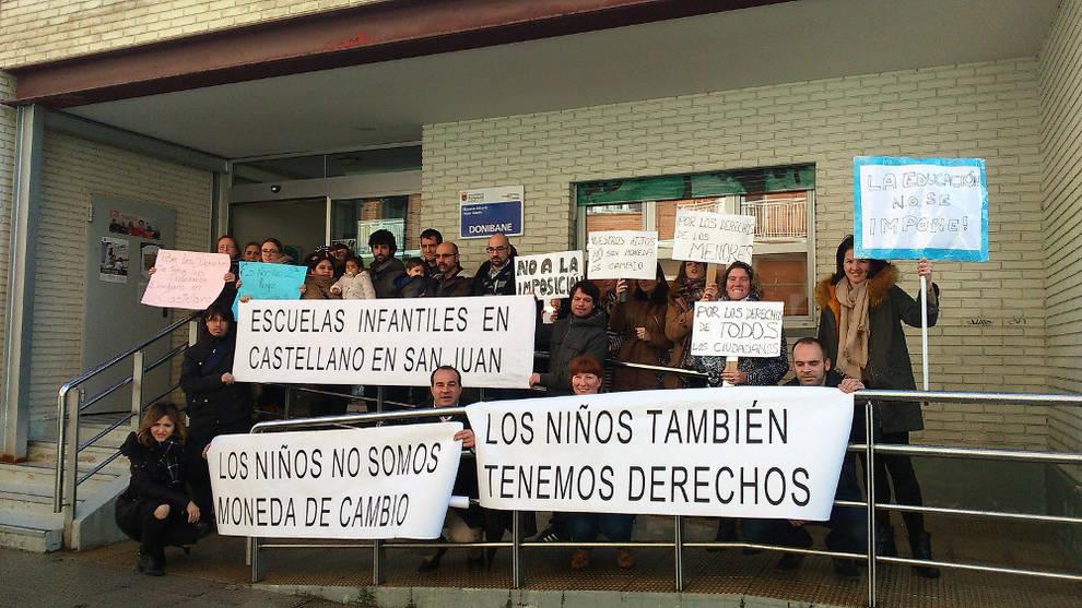 Pamplona el 61 5 de las familias preinscritas en escuelas infantiles pide castellano - Cursos de cocina en pamplona ...