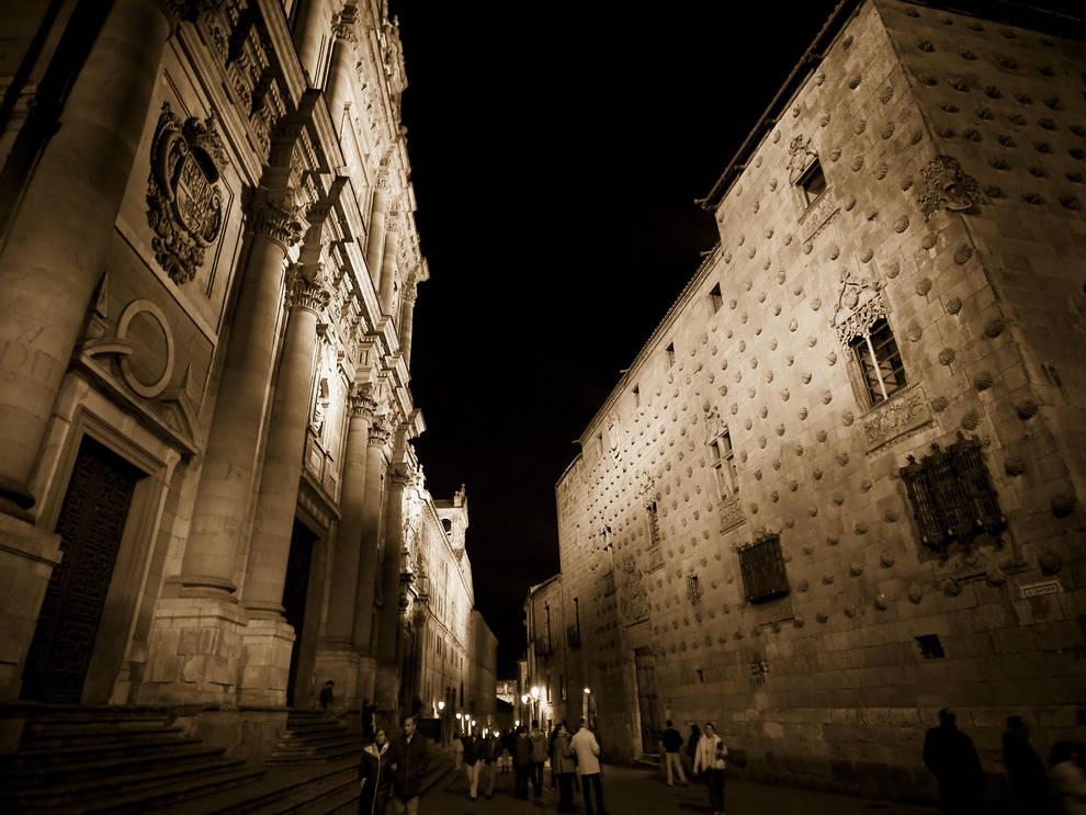 Comienza en Salamanca el rodaje de la serie Still Star Crossed
