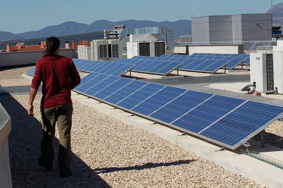 Proyectos solares de autoconsumo en la industria | Noticias de ...