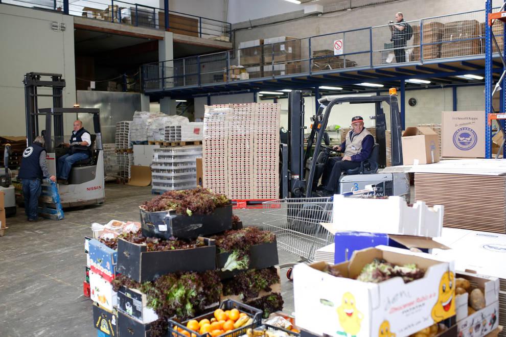 Dnplus banco de alimentos un banco sin inter s diario de navarra dnplus - Banco de alimentos de navarra ...