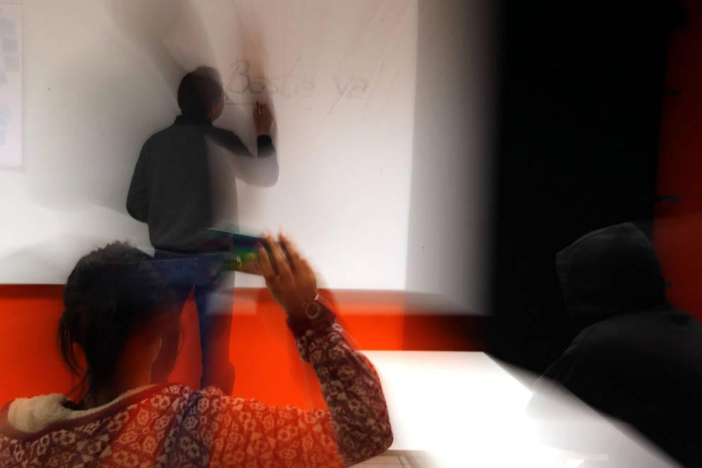 Resultado de imagen de agresiones a docentes