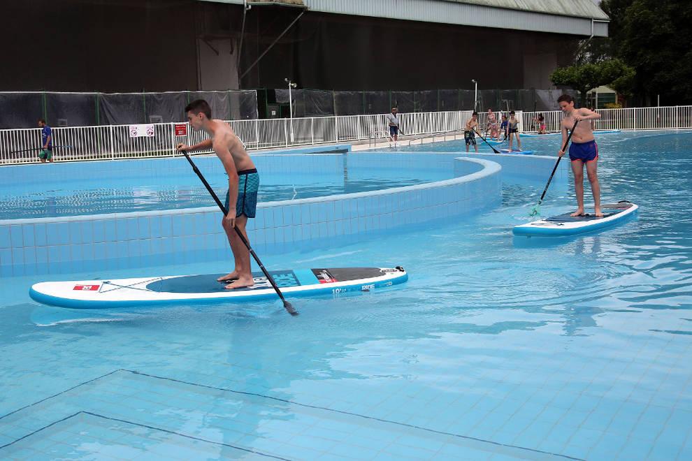 Dnplus pamplona una piscina con olas para el club amaya for Piscinas amaya