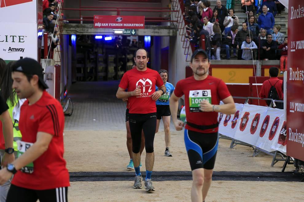 III EDP San Fermín Marathon (III) (1/187) - Galería de imágenes de la tercera edición de la San Fermín Marathon - Fotos DNRunning -