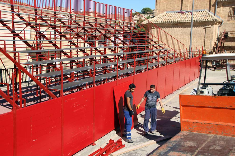 DNPLus - Milagro - Milagro compra una plaza de toros portátil con un ...
