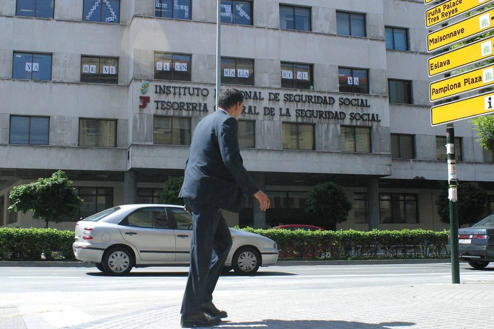 Los extranjeros afiliados a la seguridad social en navarra for Oficina seguridad social pamplona