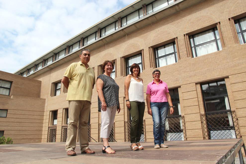 Dnplus Tudela La Nueva Directora De La Escuela De Idiomas De Tudela Pide Su Ampliación Noticias De Tudela Y Ribera En Diario De Navarra Dnplus